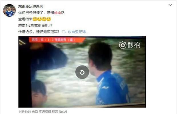 Netizen Trung Quốc: Đừng buồn nhé! Kể từ giây phút ấy, chúng tôi đã là fan hâm mộ cuồng nhiệt của các bạn rồi - Ảnh 2.
