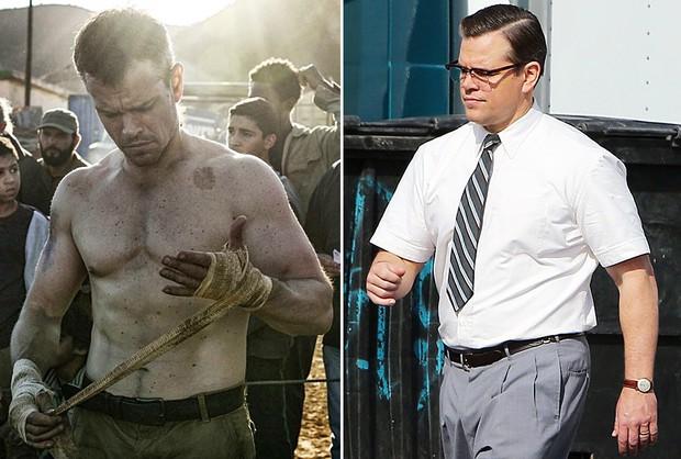 10 vai diễn khiến các diễn viên Hollywood phải thay đổi cân nặng đến chóng mặt - Ảnh 4.