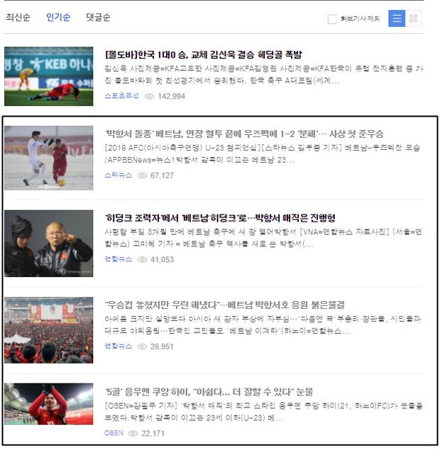 Netizen xứ Hàn tung hô U23 Việt Nam là nhà vô địch, so sánh Quang Hải như Messi của Việt Nam - Ảnh 1.