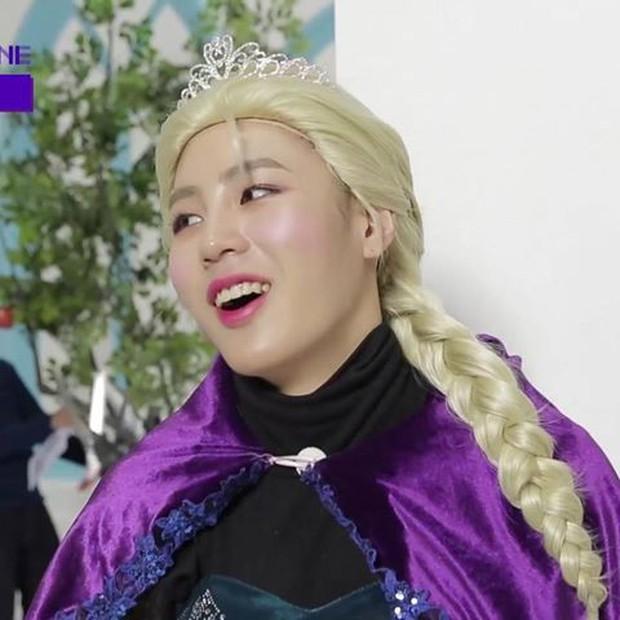 Ai là thành viên chăm giả gái nhất Wanna One khi đi show thực tế? - Ảnh 7.