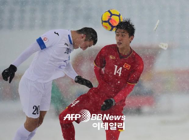 Người dân Hàn ca ngợi: Phép màu của Park Hang Seo đã dừng lại, nhưng U23 Việt Nam thua đẹp lắm! - Ảnh 1.