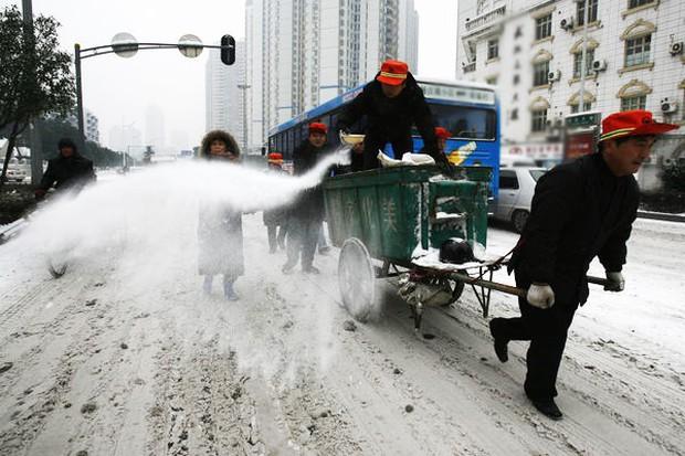 Vì sao người Thường Châu lại rắc cả xô muối lên tuyết? Câu trả lời sẽ khiến bạn bất ngờ - Ảnh 1.