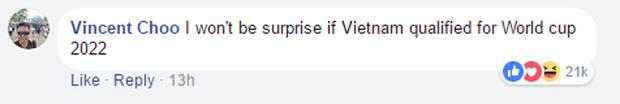 Nếu đã khóc cùng U23 Việt Nam, 10 bình luận của CĐV nước ngoài này sẽ khiến bạn thổn thức trong hạnh phúc - Ảnh 2.
