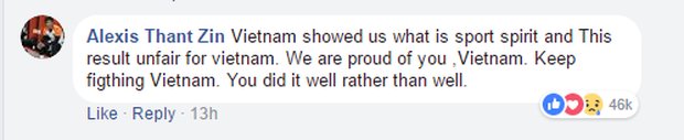Nếu đã khóc cùng U23 Việt Nam, 10 bình luận của CĐV nước ngoài này sẽ khiến bạn thổn thức trong hạnh phúc - Ảnh 4.