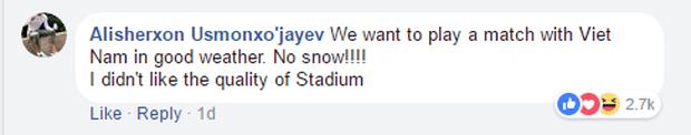 Fanpage AFC thay cover đội thắng, giữa hàng trăm bình luận lọt thỏm 4 chia sẻ của fan Uzbekistan nhưng đó đều là lời khen cho Việt Nam! - Ảnh 4.