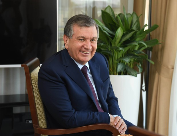 Tổng thống Uzbekistan chúc mừng cầu thủ đội tuyển nước nhà: Các bạn là những người con trai của dân tộc, những anh hùng thực sự - Ảnh 1.