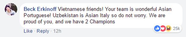 Nếu đã khóc cùng U23 Việt Nam, 10 bình luận của CĐV nước ngoài này sẽ khiến bạn thổn thức trong hạnh phúc - Ảnh 9.
