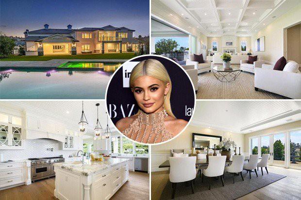 Sắp lâm bồn, đại gia 20 tuổi Kylie Jenner vẫn tất bật xây thêm biệt thự khủng 53 tỷ đồng - Ảnh 3.