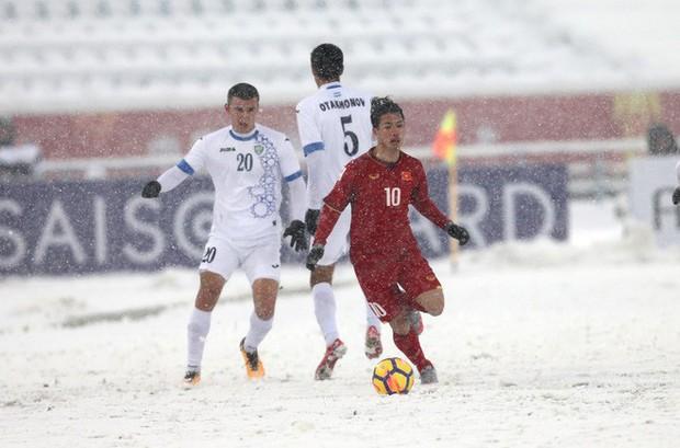 Fan Trung Quốc: U23 Việt Nam đã cho bóng đá Trung Quốc bài học về lòng dũng cảm - Ảnh 2.