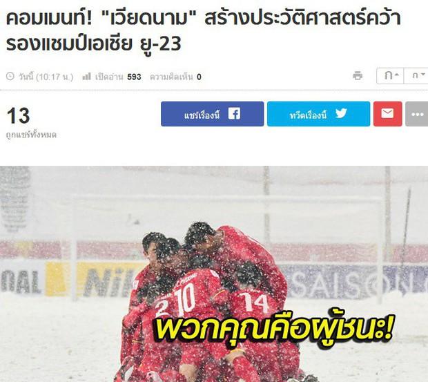 """Ngàn lời chúc của người hâm mộ bóng đá Đông Nam Á: """"Các bạn là những người chiến thắng, là niềm tự hào của cả ASEAN"""" - Ảnh 2."""
