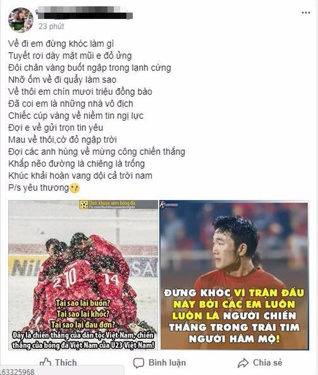 Người Việt ở Thái sau trận chung kết: Cảm ơn U23 Việt Nam, các em đã mang đến cho người hâm mộ những giây phút tuyệt vời nhất - Ảnh 5.