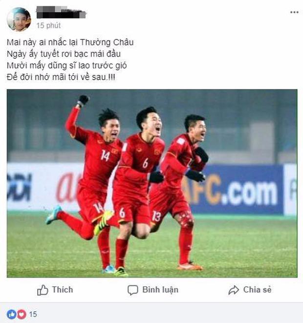 Người Việt ở Thái sau trận chung kết: Cảm ơn U23 Việt Nam, các em đã mang đến cho người hâm mộ những giây phút tuyệt vời nhất - Ảnh 6.