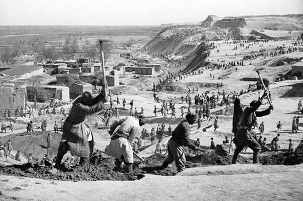 Chùm ảnh quý hiếm về nước Uzbekistan Xô viết hồi đầu và giữa thế kỷ 20 - Ảnh 7.