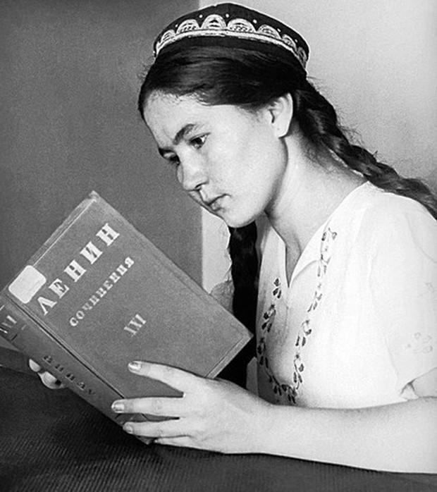 Chùm ảnh quý hiếm về nước Uzbekistan Xô viết hồi đầu và giữa thế kỷ 20 - Ảnh 10.