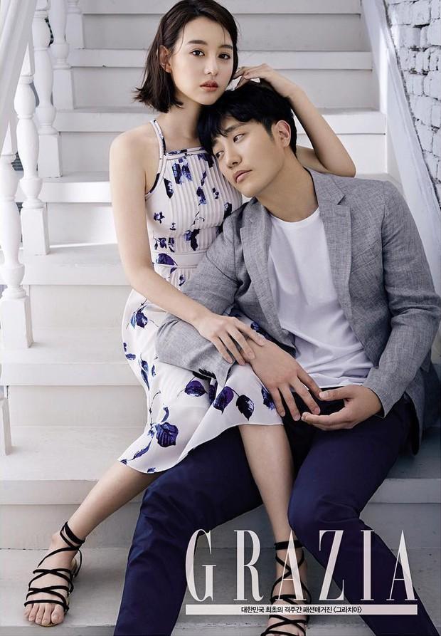Bỏ qua cả Park Seo Joon và Jin Goo, nữ thần Hậu duệ mặt trời bất ngờ chọn tài tử U50 là mẫu hình lý tưởng - Ảnh 3.
