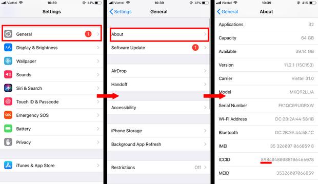 4 cách phân biệt iPhone Lock và iPhone quốc tế chỉ trong vài giây, không lo bị lừa khi đi sắm Tết - Ảnh 5.