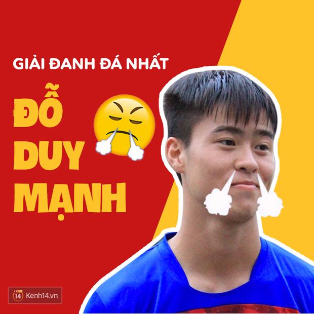 Loạt giải thưởng phụ bá đạo do fan bình chọn cho đội tuyển U23 Việt Nam - Ảnh 11.