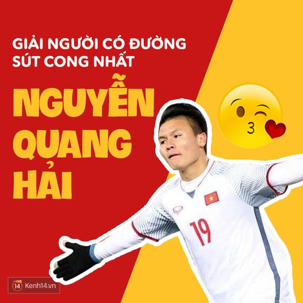 Loạt giải thưởng phụ bá đạo do fan bình chọn cho đội tuyển U23 Việt Nam - Ảnh 15.