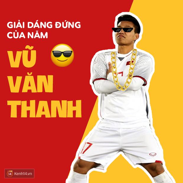 Loạt giải thưởng phụ bá đạo do fan bình chọn cho đội tuyển U23 Việt Nam - Ảnh 17.