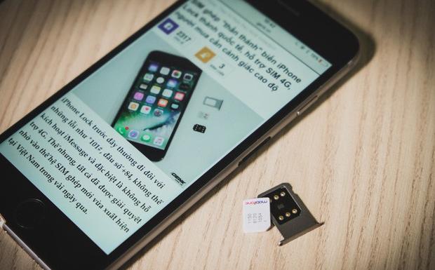 4 cách phân biệt iPhone Lock và iPhone quốc tế chỉ trong vài giây, không lo bị lừa khi đi sắm Tết - Ảnh 1.
