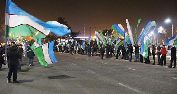 Cuối cùng, cũng xuất hiện hình ảnh dân Uzbekistan đón người hùng trở về: Vui và rộn ràng không kém Việt Nam! - Ảnh 6.