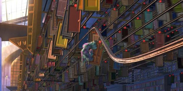"""10 """"hạt sạn"""" chẳng mấy ai nhận ra trong các phim của Pixar và Disney - Ảnh 10."""