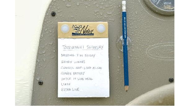 Giấy nhớ chống thấm nước: Phát kiến vĩ đại cho hội thiên tài trong nhà tắm - Ảnh 3.