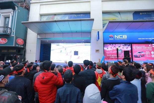Ngân hàng Quốc dân NCB đồng hành cùng đội tuyển U23 Việt Nam - Ảnh 1.