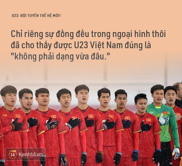 U23 Việt Nam: Đã đến lúc để chúng ta tự hào về một đội tuyển rất văn minh của thế hệ mới! - Ảnh 4.