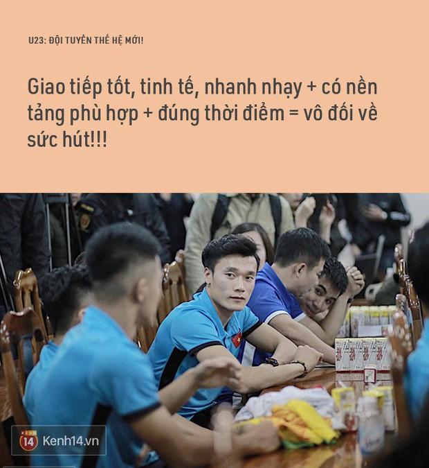 U23 Việt Nam: Đã đến lúc để chúng ta tự hào về một đội tuyển rất văn minh của thế hệ mới! - Ảnh 16.
