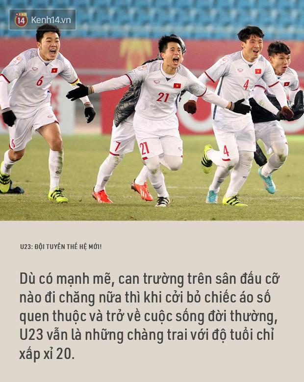 U23 Việt Nam: Đã đến lúc để chúng ta tự hào về một đội tuyển rất văn minh của thế hệ mới! - Ảnh 17.