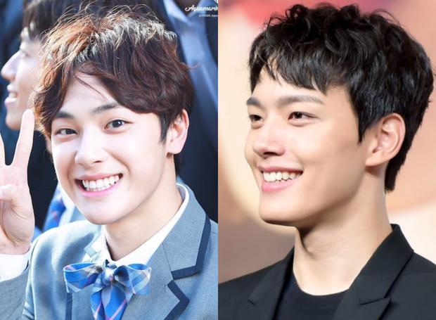 Các cặp sao Hàn giống nhau như anh chị em thất lạc: Vừa đẹp, vừa giỏi lại nổi tiếng hết phần người ta - Ảnh 15.