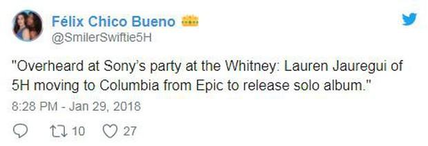 Camila Cabello quá thành công với album solo, Fifth Harmony chuẩn bị có thêm thành viên rời nhóm? - Ảnh 4.