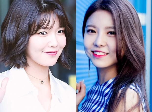 Các cặp sao Hàn giống nhau như anh chị em thất lạc: Vừa đẹp, vừa giỏi lại nổi tiếng hết phần người ta - Ảnh 18.