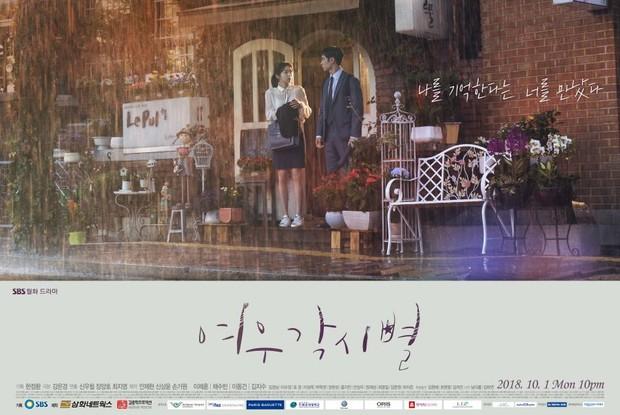 Đường đua truyền hình Hàn tháng 10: Dòng phim melodrama chiếm thế thượng phong (Phần 1) - Ảnh 9.