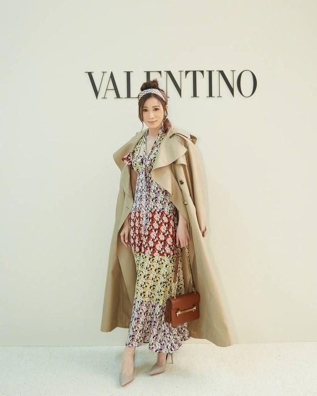 Xa Thi Mạn và Ngô Cẩn Ngôn tại show Valentino quả là minh chứng cho thấy: thần thái mới là thứ quyết định đẳng cấp - Ảnh 4.