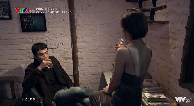 Quỳnh Búp Bê tập 13 bỏ rơi Cảnh Soái ca, tiếp cận công tử Phong - Ảnh 8.
