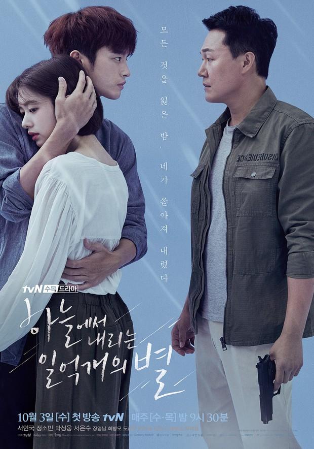 Đường đua truyền hình Hàn tháng 10: Dòng phim melodrama chiếm thế thượng phong (Phần 1) - Ảnh 17.
