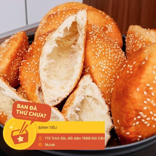 Trời Hà Nội man mát dễ chịu thế này, đừng quên thử hết loạt món chiên phồng béo ú dưới đây - Ảnh 9.