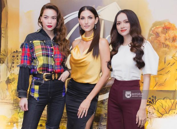 Chị Đại của Next Top châu Á - Cindy Bishop ghi hình show thực tế cùng Hồ Ngọc Hà, Hương Giang - Ảnh 2.
