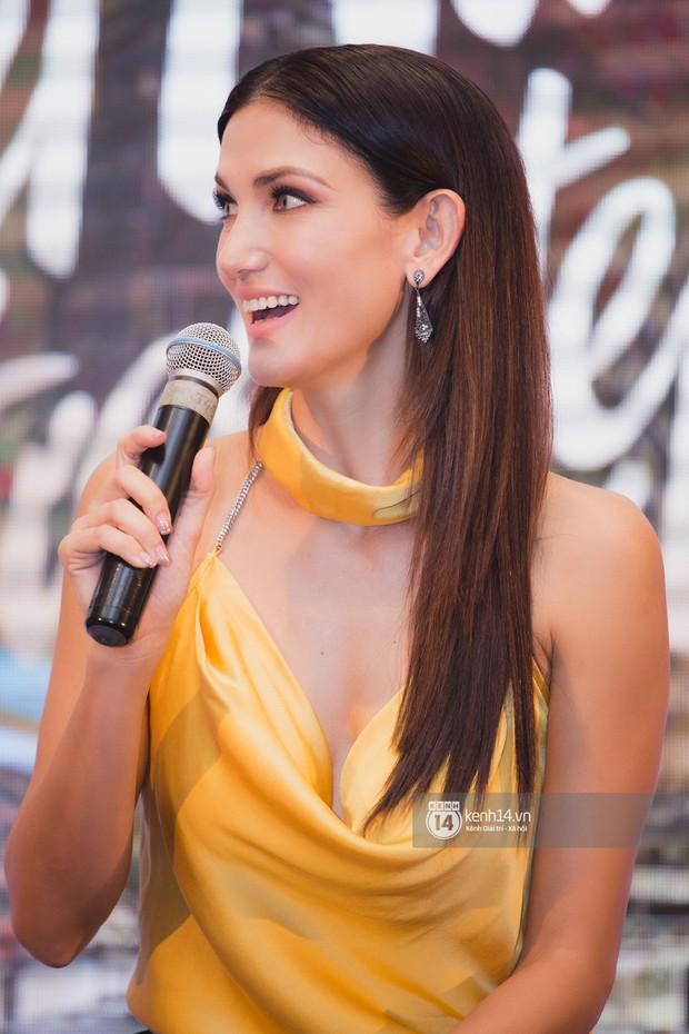 Chị Đại của Next Top châu Á - Cindy Bishop ghi hình show thực tế cùng Hồ Ngọc Hà, Hương Giang - Ảnh 3.