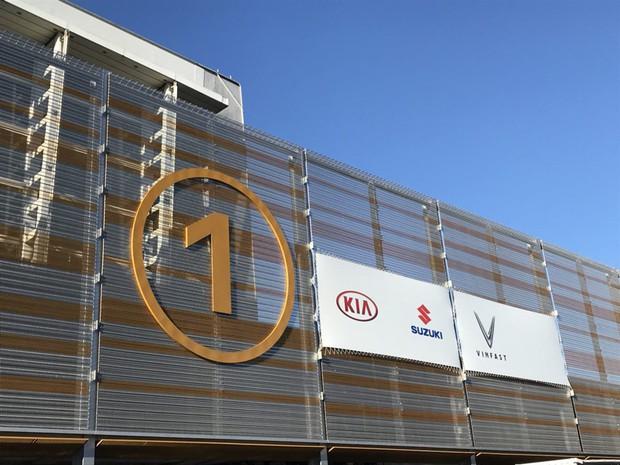 VinFast chính thức công bố tên hai mẫu xe - LUX A2.0 và LUX SA2.0 - Ảnh 8.