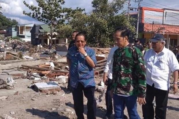 Động đất sóng thần Indonesia: Số thương vong có thể lên hàng nghìn - Ảnh 1.