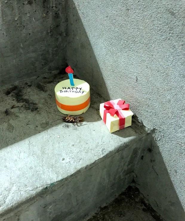 Chuyện con gián chết ngửa bụng trên cầu thang và những tình tiết hài hước theo sau làm khuynh đảo MXH quốc tế - Ảnh 4.
