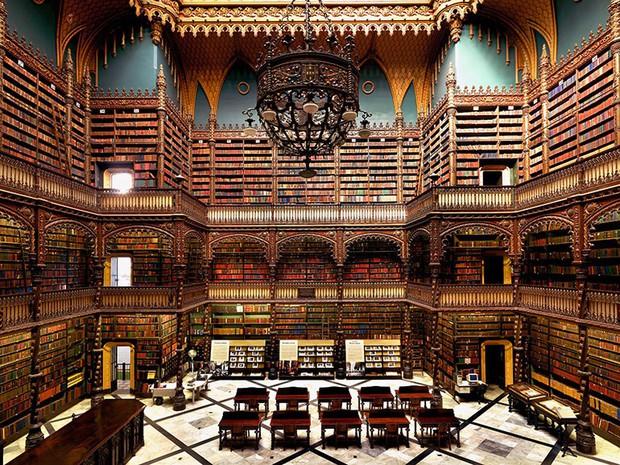 Choáng ngợp với bộ ảnh những thư viện đẹp nhất thế giới: Nơi để đọc sách thôi có cần sang trọng, đẳng cấp như vậy không? - Ảnh 15.