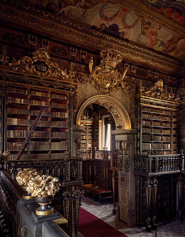 Choáng ngợp với bộ ảnh những thư viện đẹp nhất thế giới: Nơi để đọc sách thôi có cần sang trọng, đẳng cấp như vậy không? - Ảnh 4.