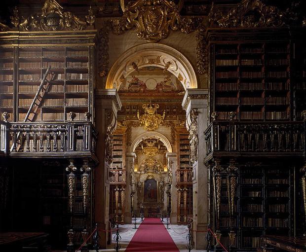 Choáng ngợp với bộ ảnh những thư viện đẹp nhất thế giới: Nơi để đọc sách thôi có cần sang trọng, đẳng cấp như vậy không? - Ảnh 5.