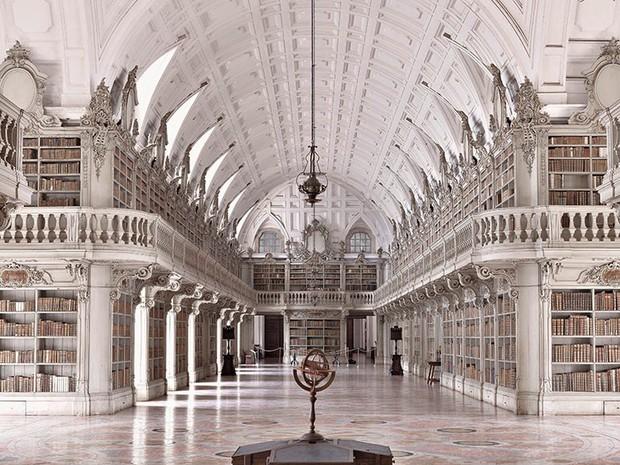 Choáng ngợp với bộ ảnh những thư viện đẹp nhất thế giới: Nơi để đọc sách thôi có cần sang trọng, đẳng cấp như vậy không? - Ảnh 6.