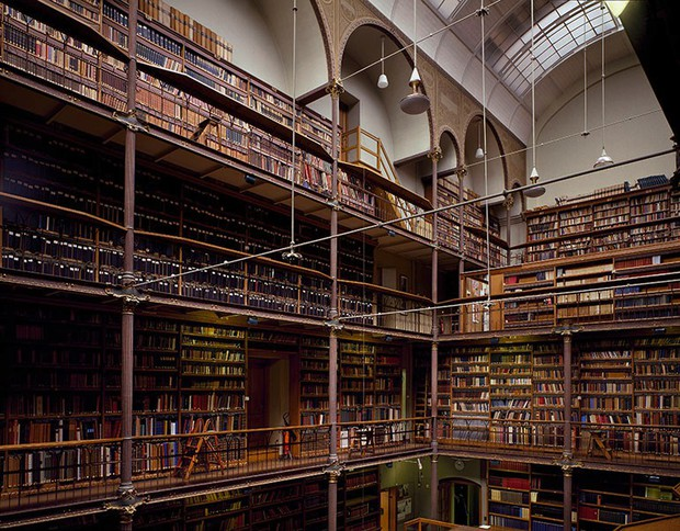 Choáng ngợp với bộ ảnh những thư viện đẹp nhất thế giới: Nơi để đọc sách thôi có cần sang trọng, đẳng cấp như vậy không? - Ảnh 7.