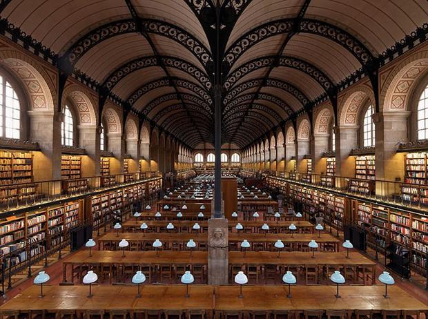 Choáng ngợp với bộ ảnh những thư viện đẹp nhất thế giới: Nơi để đọc sách thôi có cần sang trọng, đẳng cấp như vậy không? - Ảnh 8.